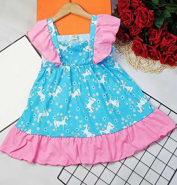 Đầm bé gái mẫu 1