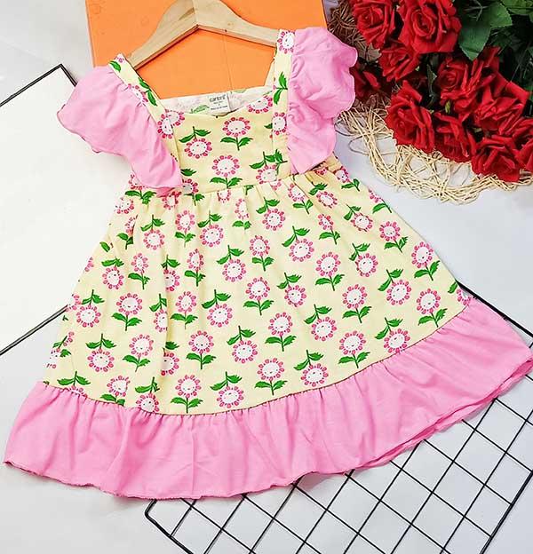 Đầm bé gái mẫu 4
