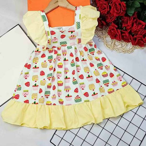 Đầm bé gái mẫu 3