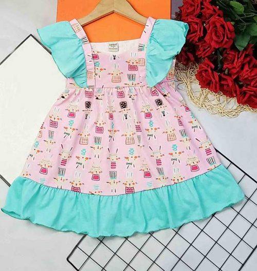 Đầm bé gái mẫu 2